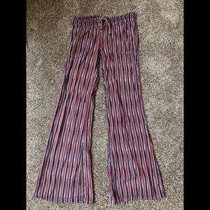 ROXY Bell Bottom Beach Pants